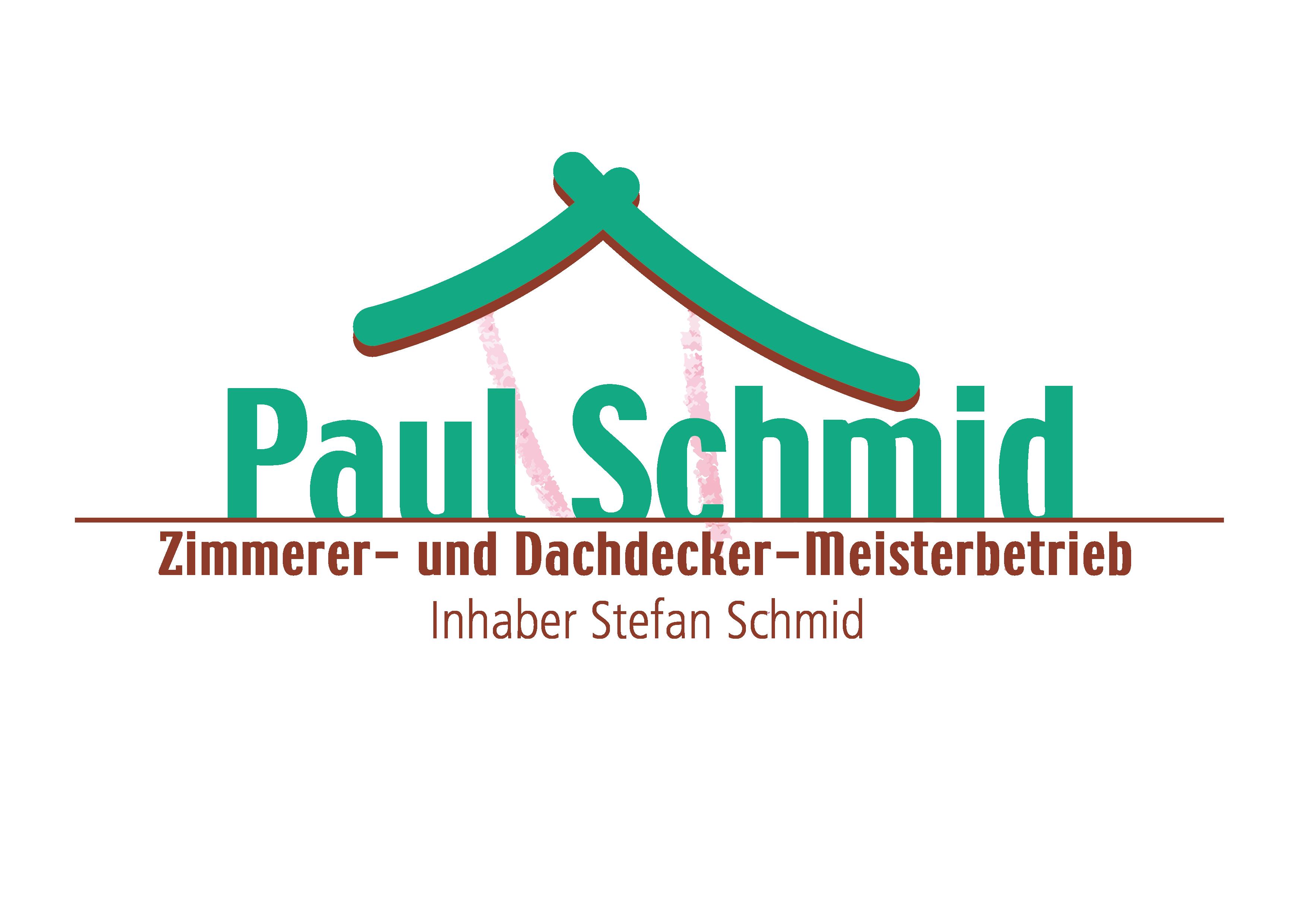 Paul Schmid Tübingen